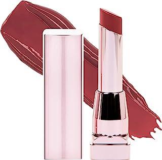 Maybelline New York Color Sensational Shine Compulsion Lipstick Makeup, Scarlet Flame, 0.1 Ounce