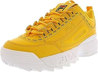 Fila - Yellow / Shoes / Women