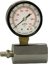 Best plumbing pressure test gauge Reviews