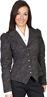 Scully Wahmaker Women's Old West Jacquard Tapestry Jacket