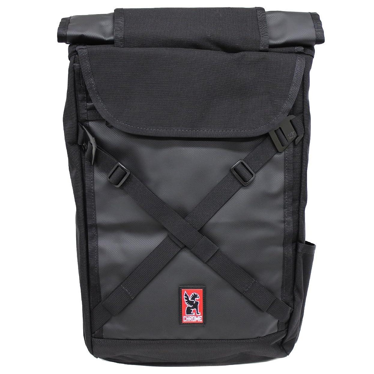 ジョージハンブリーブランド外出CHROME/クローム BG 190 BKBK BRAVO2.0/ブラボー2.0 バックパック/リュックサック/カバン/鞄 メンズ/レディース ブラック [並行輸入品]