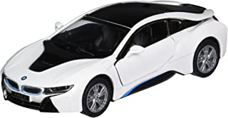 KiNSMART BMW i8 1:36 Scale Super Car, White