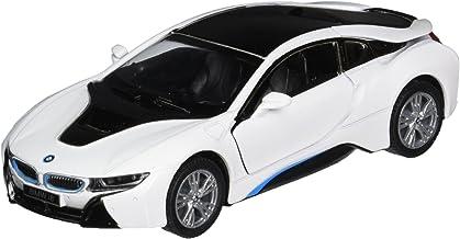 Kinsmart BMW i8 1:36 Scale Super Car, White