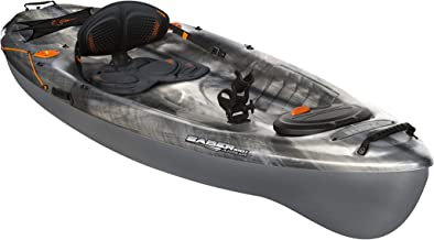 Pelican Sit-on-top Fishing Kayak Kayak 10 Feet Lightweight one Person Kayak Perfect for Fishing
