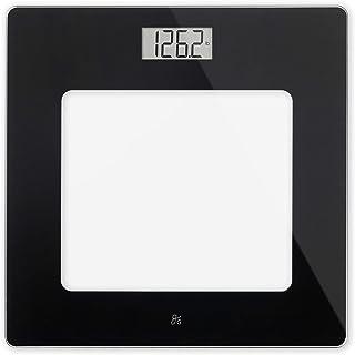 مقیاس حمام توسط کالاهای بزرگتر ، مقیاس وزن دیجیتال بدن ، مقیاس شیشه ای بالا ، اندازه گیری وزن و کیلوگرم