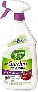 Garden Safe Brand Multi-Purpose Garden Insect Killer, Ready-to-Use, 24-Ounce