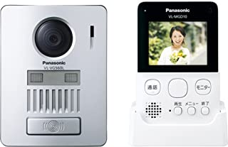 良いおすすめパナソニック(パナソニック)ワイヤレスTVドアホンVL-SGD10Lと2021のレビュー
