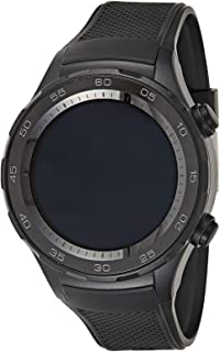 Huawei Watch 2 Smart Watch - WiFi, Carbon - LEO-BX9