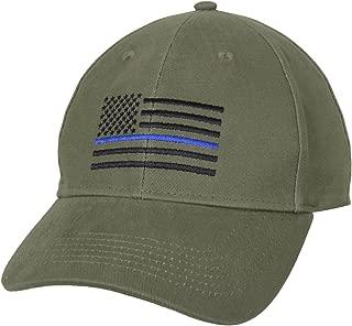 Rothco Thin Blue Line Flag Low Profile Cap