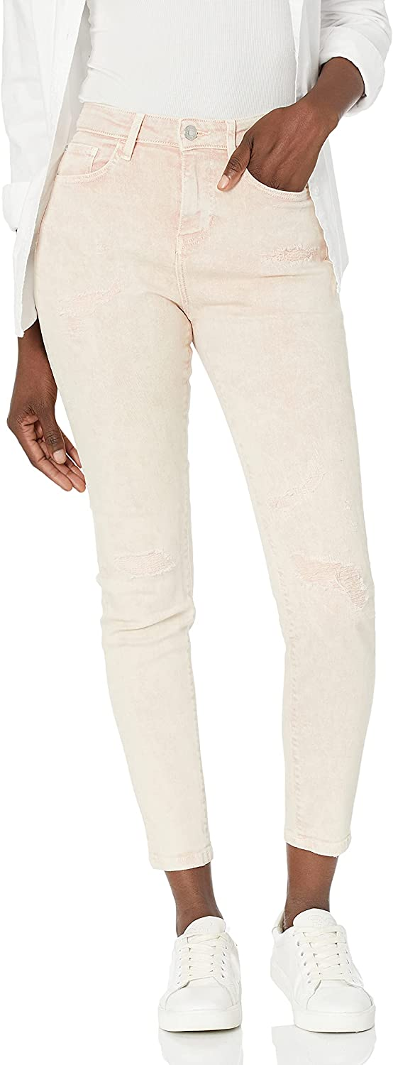 GUESS Women's High Rise Ultimate Max 90% OFF Jean Skinny Fresno Mall Fit