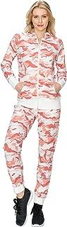 KIMBERLY C Women's 2 Piece Set Hoodie Jacket Sweatshirt and Sweatpants Joggers