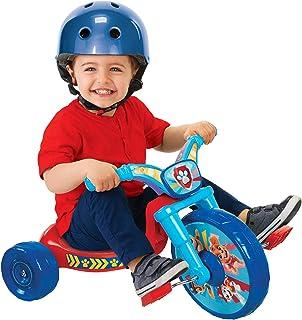 "Paw Patrol 10"" Fly Wheels Junior Cruiser Ride-On Pedal-Powered Toddler Bike 601411-1"