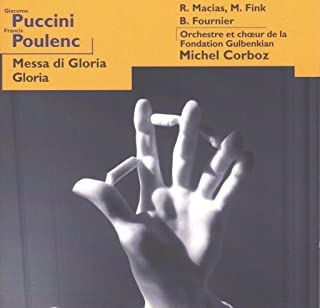 Puccini: Messa Di Gloria / Poulenc: Gloria