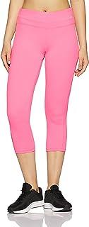Alcis Pink Women's Capri