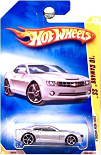 Hot Wheels 2009 New Models 2010 Camaro SS Silver