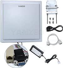 Yanzeo SI802 Long Range 15-20M 12dbi Antenna Reader Wiegand RS232 RJ45 UHF RFID Reader