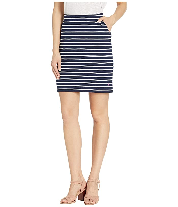 Joules Portia (Navy Cream Stripe) Women
