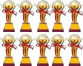 Trofeeën Metal Award-trofee, 3D Gouden Bal Prestatie Trofee, De Jaarlijkse Prijzen Voor Vergaderingen Van Het Bedrijf, Gra...