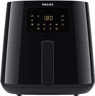 Philips Airfryer XL Essential - 1200 g Friet - 3 tot 4 personen - Tot 90% minder vet - Warmhoudfunctie - Touchscreen - 7 P...