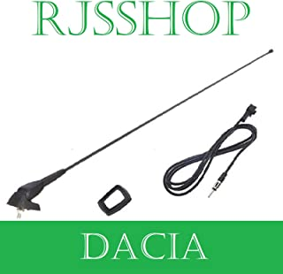 Dacia Logan Lodgy Duster, Sandero Dach Antenne mit Antenne und Dichtung