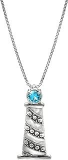 Best lighthouse pendant necklace Reviews