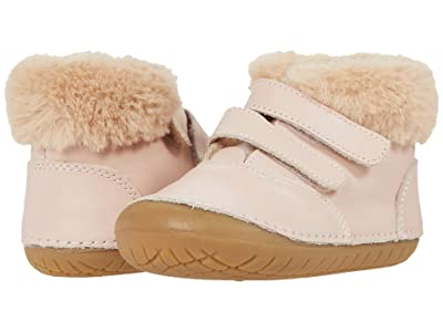 Old Soles Bear Pave (Infant/Toddler) (Powder Pink) Girl