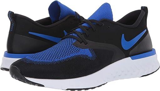 Black/Racer Blue/White
