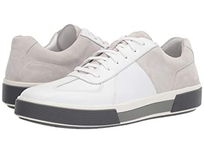 Vince Rogue (White/Horchata Maddox Leather) Men