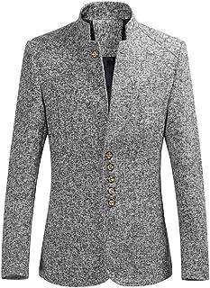 Men's Suit Size Fit Fashion Sizes Slim Blazer Men Comfortable Sizes Coat for Business Wedding Party Business Single Row Bu...