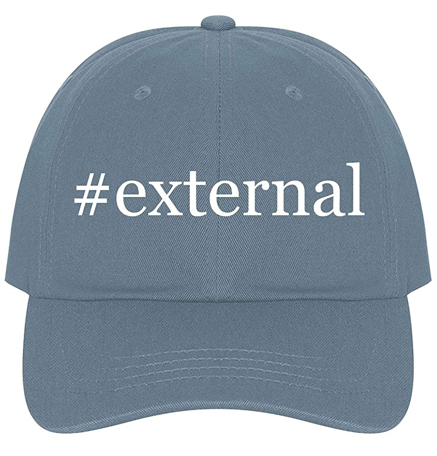 The Town Butler #External - A Nice Comfortable Adjustable Hashtag Dad Hat Cap