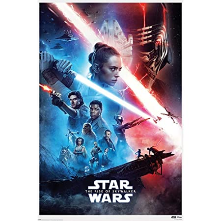 STAR WARS スターウォーズ - Rise Of Skywalker (Saga) / ポスター 【公式/オフィシャル】