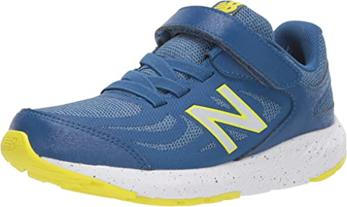 New Balance Kids' 519 V1 Alternative Closure Running Shoe