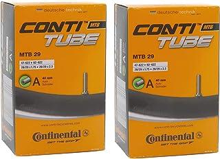 2本セット コンチネンタル Continental MTB29 米式チューブ 28/29×1.75-2.5(47-622/62-622) バルブ長40mm [並行輸入品]