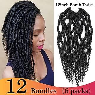 Best large twist braids Reviews