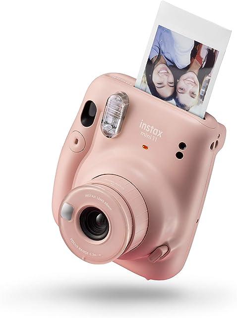Instax Mini 11 - Cámara instantánea Blush Pink