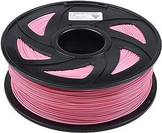 Senmubery MatéRiau De L'imprimante 3D Filament Abs Fourniture De MatéRiel d'impression De DiamèTre du Filament 1.75mm D'ab...
