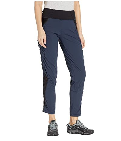 The North Face On the Go Mid-Rise Pants (Urban Navy) Women