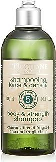 Loccitane LOccitane Aromachologie Body Strength Shampoo for Unisex 10.1 oz Shampoo, 300 ml