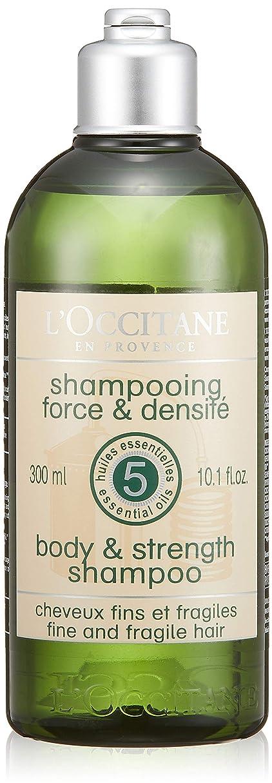 飲料公然とにはまってロクシタン(L'OCCITANE) ファイブハーブス エンリッチシャンプー 300ml