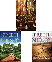 A Hundred Little Flames + It Happens for a Reason + The One You Cannot Have (Set of 3 Books)