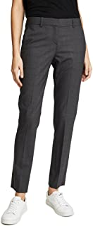 Theory Women's Testra Ankle Length Pant