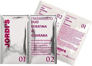 Trattamento professionale alla cheratina per parrucchieri ultra nutriente, anticrespo e lucentezza intensiva: trattamento ...