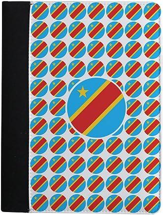 Democratic Republic of Congo Flag Flag République Démocratique du Congo Drapeau Notebook