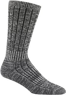 Men's Merino/Silk Hiker Heavyweight Crew Socks