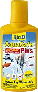 Tetra AquaSafe Plus Water Conditioner/Dechlorinator