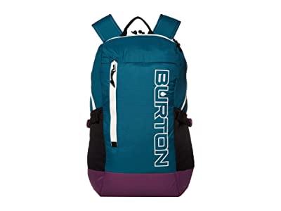 Burton Prospect 2.0 20L Solution Dyed Backpack (Deep Lake Teal) Backpack Bags