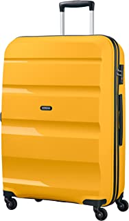 Bon Air - Spinner Large Equipaje de Mano, 75 cm, 91 Liters, Amarillo (Light Yellow)