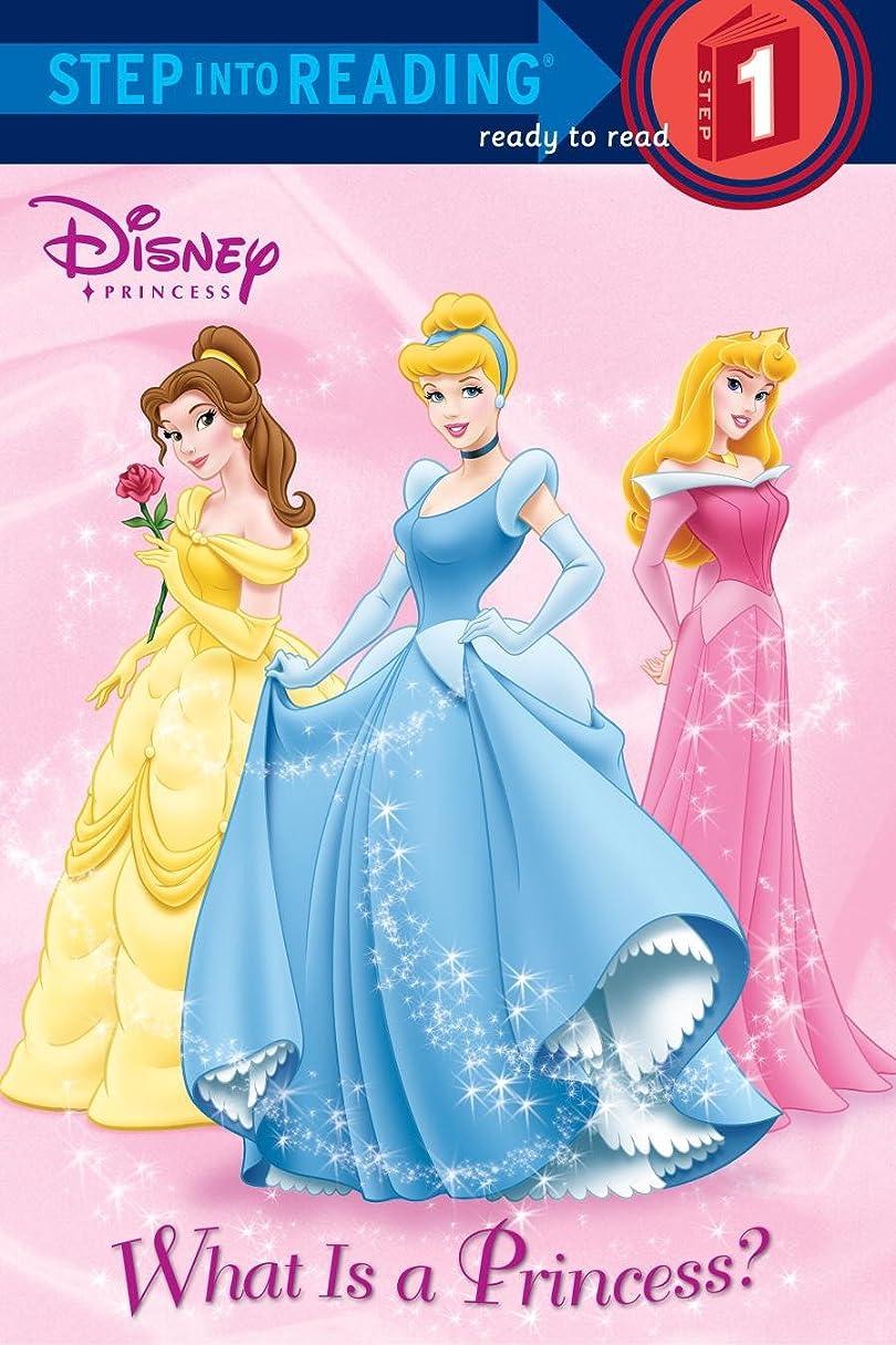 期限切れ実質的情熱的What Is a Princess? (Disney Princess) (Step into Reading) (English Edition)