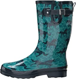 Horse Haven Rain Boots