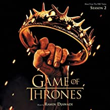 Game Of Thrones Season 2: Music From The HBO Series